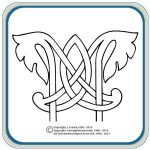 Celtic Knots One Pattern Package