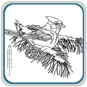 Favorite Birds Patterns – Classic Carving Patterns