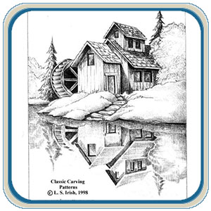 Relief Landscapes Pattern Package