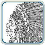 Spirit Chiefs One – American Indians