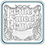 Lettering Monograms and Sayings Pattern Package