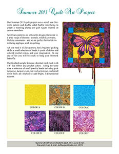 Fretwork Butterfly Quilt Project Classic Carving Patterns