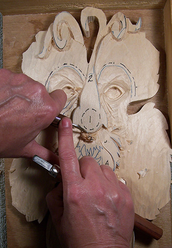 Wood carving instructions pdf woodworking