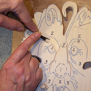 Your First Carving – Page 9 – Classic Carving Patterns