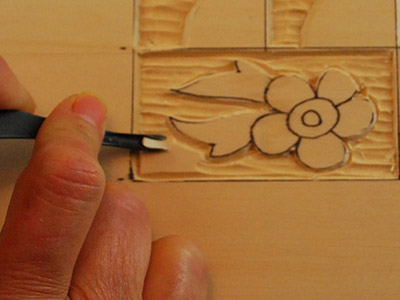 Your first carving u page u classic carving patterns