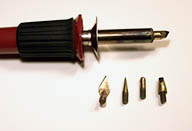 brass interchangeable tool tips