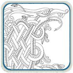 Celtic Dragon Signs & Patterns