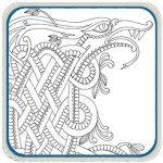 Celtic Dragon Signs & Patterns