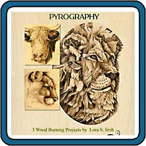 Animal-Portrait-Pyrography- by-Irish