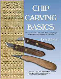 Chip Carving Basics e-book