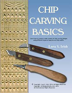 Chip Carving Basics e-book