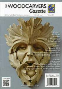 Woodcarvers Gazette