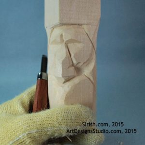 free wood carving books