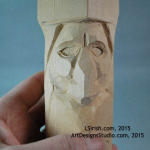 veining gouges and u-gouges in wood carving