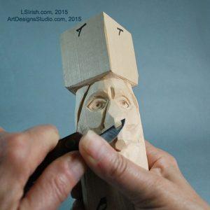 carving patterns by Lora Irish