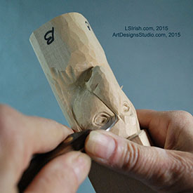 Lora Irish free carving projects and patterns