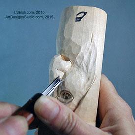 Free Lora Irish carving patterns