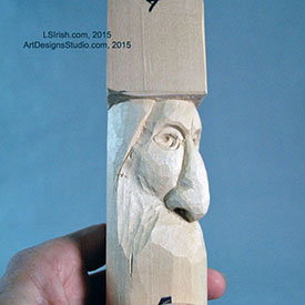 Free Lora Irish carving patterns