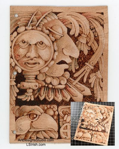 Mayan Carving Patterns